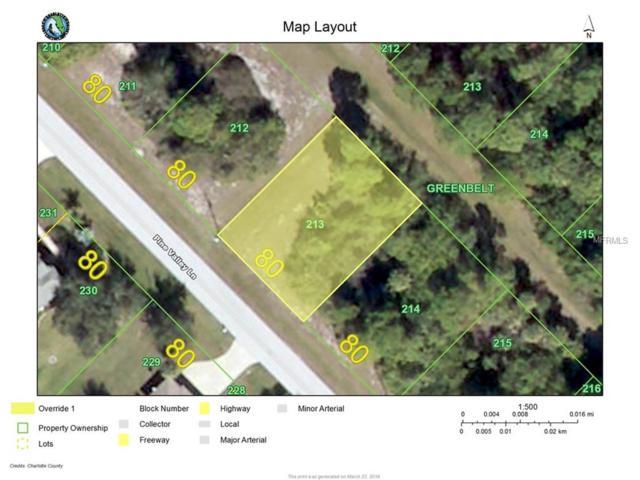 17 Pine Valley Lane, Rotonda West, FL 33947 (MLS #D5911366) :: The BRC Group, LLC