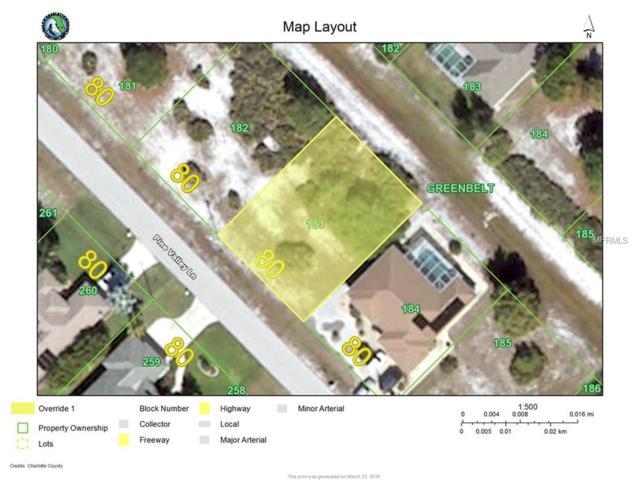 77 Pine Valley Lane, Rotonda West, FL 33947 (MLS #D5911367) :: The BRC Group, LLC