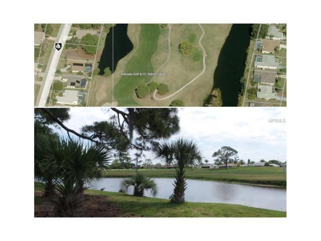 232 Rotonda Circle, Rotonda West, FL 33947 (MLS #D5911966) :: The BRC Group, LLC