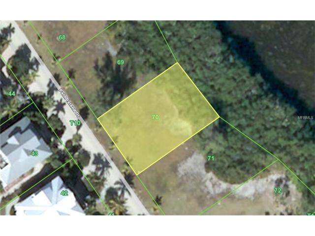 7071 Palm Island Drive Lot 70, Placida, FL 33946 (MLS #D5912053) :: The BRC Group, LLC