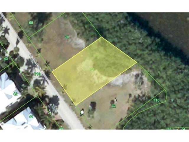 7081 Palm Island Drive Lot 71, Placida, FL 33946 (MLS #D5912101) :: The Duncan Duo Team