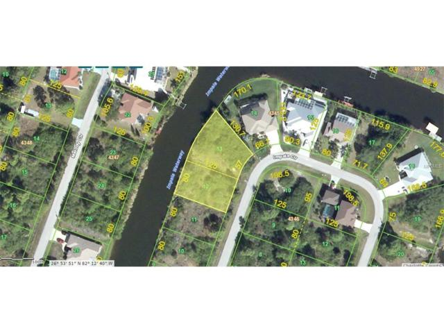 9186 Impala Circle, Port Charlotte, FL 33981 (MLS #D5912745) :: The BRC Group, LLC