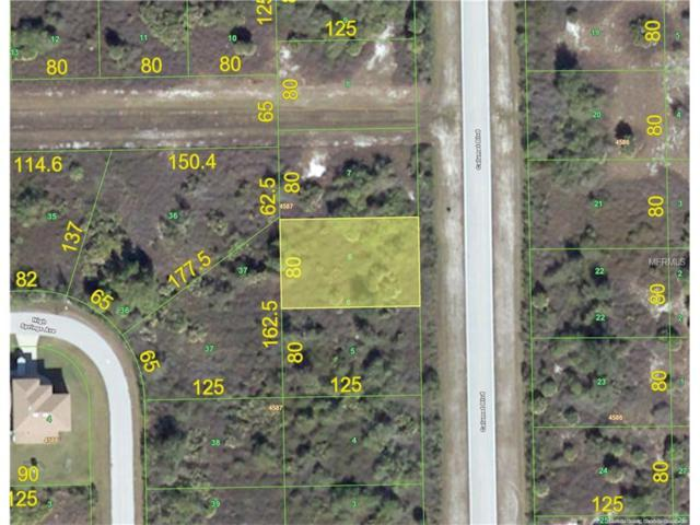 10253 Calumet Boulevard, Port Charlotte, FL 33981 (MLS #D5914543) :: RE/MAX Realtec Group
