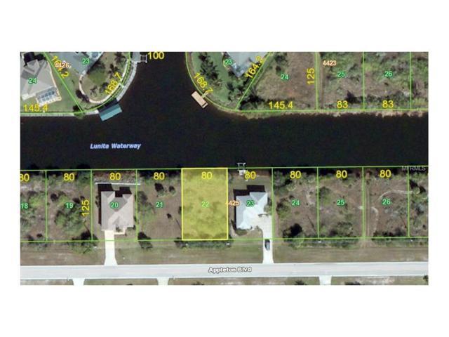15394 Appleton Boulevard, Port Charlotte, FL 33981 (MLS #D5914854) :: The BRC Group, LLC