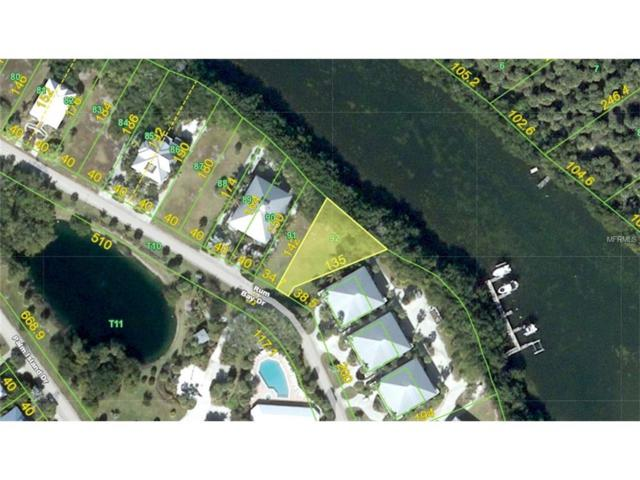 7177 Rum Bay Drive Lot 92, Placida, FL 33946 (MLS #D5915266) :: Medway Realty