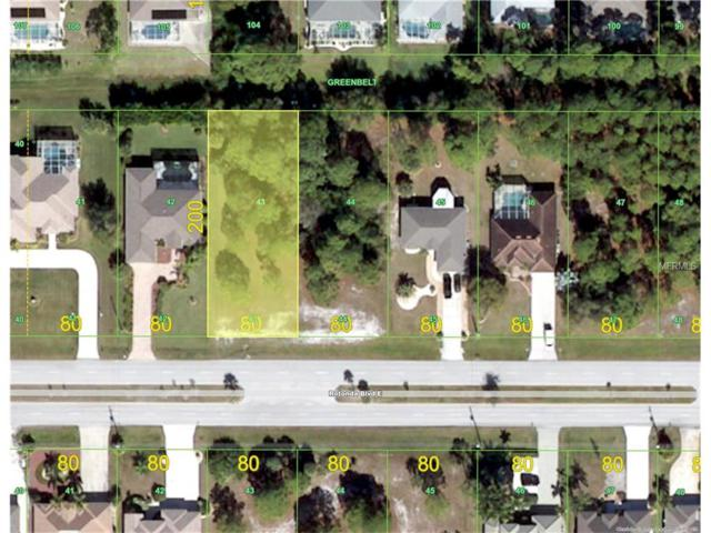 231 Rotonda Boulevard E, Rotonda West, FL 33947 (MLS #D5916789) :: G World Properties