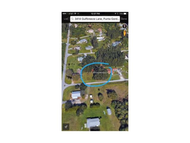 3414 Gulfbreeze Lane SW, Punta Gorda, FL 33950 (MLS #D5916895) :: KELLER WILLIAMS CLASSIC VI