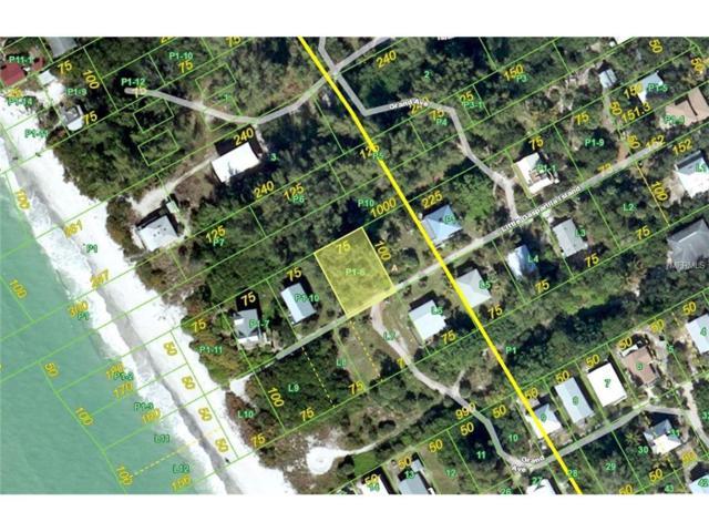 8232 Little Gasparilla Island, Placida, FL 33946 (MLS #D5917030) :: The BRC Group, LLC