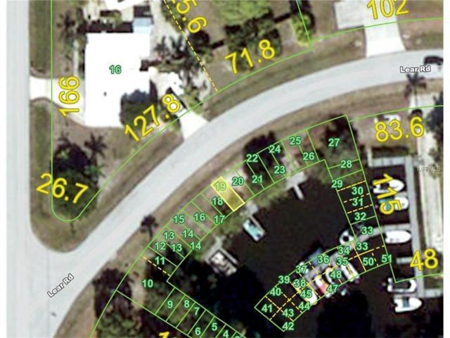 2613 Lear Rd, Unit B, Lot 19, Englewood, FL 34224 (MLS #D5917170) :: The BRC Group, LLC