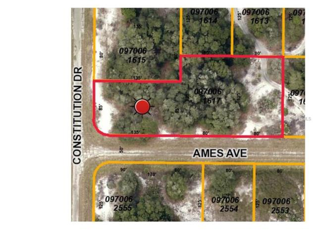 Ames Avenue, North Port, FL 34291 (MLS #D5917291) :: The Lockhart Team