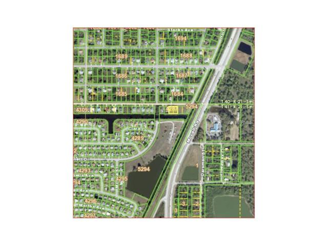 13687 / 13695 Foresman Boulevard, Port Charlotte, FL 33981 (MLS #D5917670) :: Premium Properties Real Estate Services