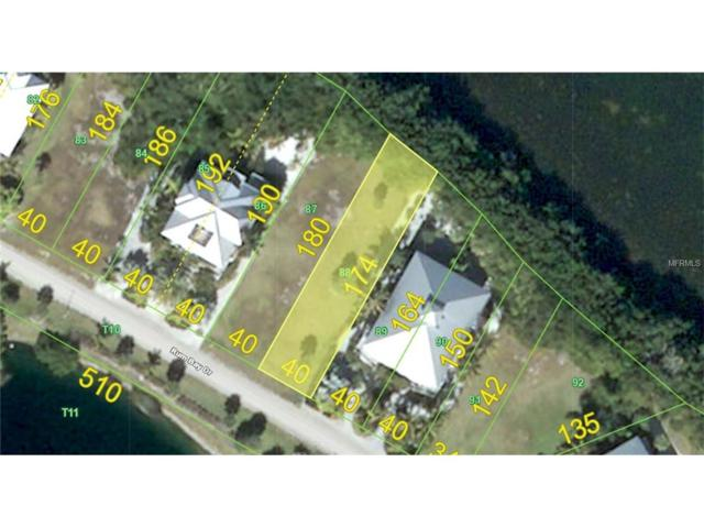 7161 Rum Bay Drive Lot 88, Placida, FL 33946 (MLS #D5917792) :: Griffin Group