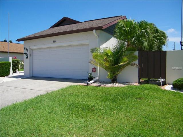 681 Linden Drive #306, Englewood, FL 34223 (MLS #D5918621) :: Medway Realty