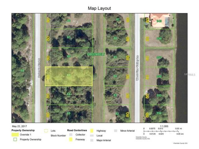 271 Rotonda Boulevard S, Rotonda West, FL 33947 (MLS #D5918648) :: The BRC Group, LLC