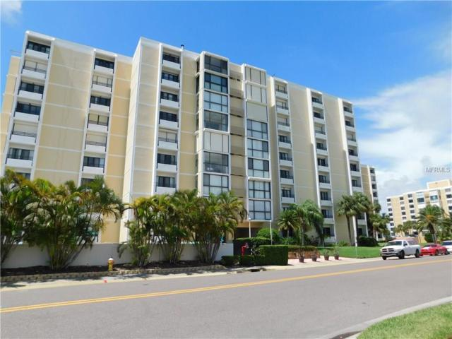830 S Gulfview Boulevard #302, Clearwater, FL 33767 (MLS #D5919029) :: The Duncan Duo Team