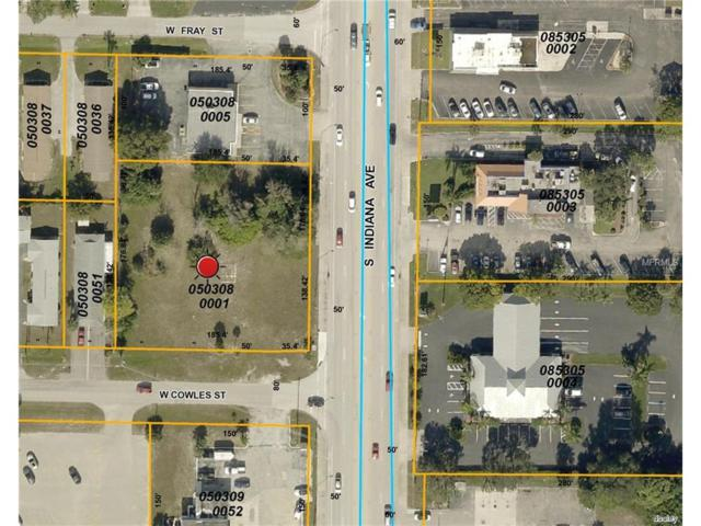 158 S Indiana Avenue, Englewood, FL 34223 (MLS #D5919096) :: The BRC Group, LLC