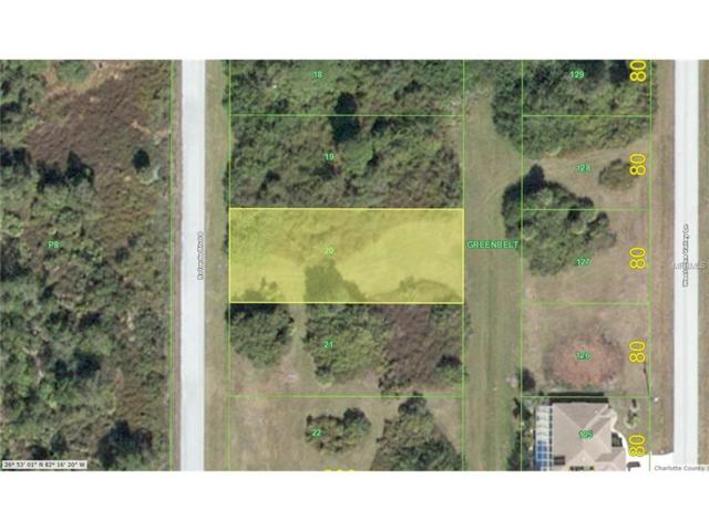 185 Rotonda Boulevard S, Rotonda West, FL 33947 (MLS #D5919103) :: The BRC Group, LLC