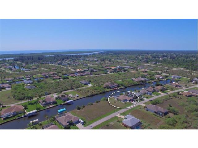 9422 Rosebud Circle, Port Charlotte, FL 33981 (MLS #D5919105) :: White Sands Realty Group