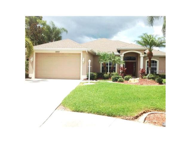 5660 Riviera Court, North Port, FL 34287 (MLS #D5919107) :: White Sands Realty Group
