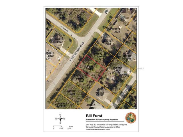 Ponce De Leon Boulevard, North Port, FL 34291 (MLS #D5919120) :: Griffin Group