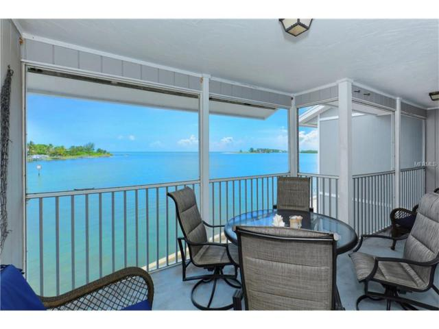 6001 Boca Grande Causeway E56, Boca Grande, FL 33921 (MLS #D5919597) :: The BRC Group, LLC