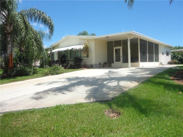 2845 Penguin Lane, Englewood, FL 34224 (MLS #D5919749) :: The BRC Group, LLC