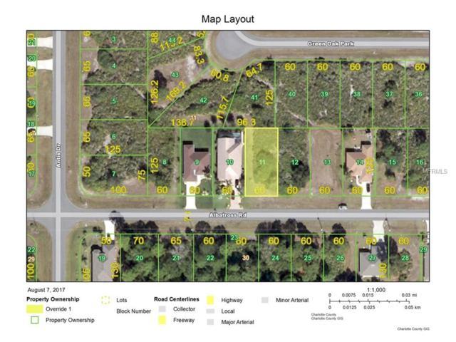 270 Albatross Road, Rotonda West, FL 33947 (MLS #D5919754) :: The BRC Group, LLC