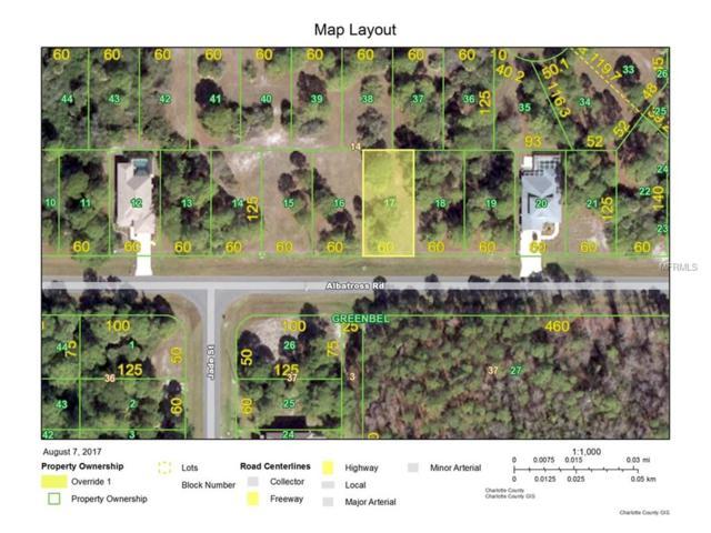 322 Albatross Road, Rotonda West, FL 33947 (MLS #D5919755) :: The BRC Group, LLC