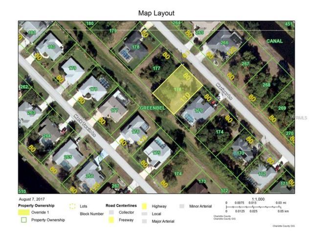 91 Mariner Lane, Rotonda West, FL 33947 (MLS #D5919758) :: The BRC Group, LLC