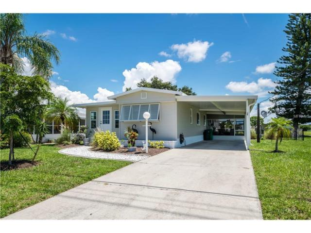1267 Flamingo Drive, Englewood, FL 34224 (MLS #D5919773) :: White Sands Realty Group