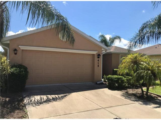 414 Tomoka Drive, Englewood, FL 34223 (MLS #D5919831) :: White Sands Realty Group