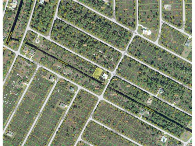 14041 Kewanee Lane, Port Charlotte, FL 33981 (MLS #D5919862) :: White Sands Realty Group