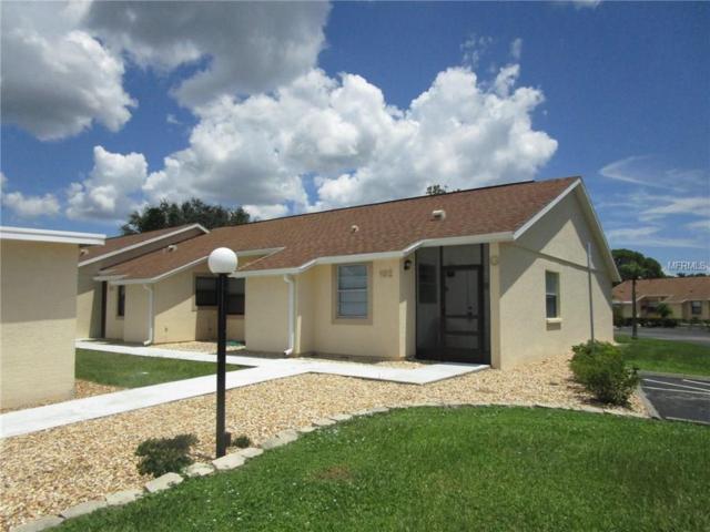 6796 Gasparilla Pines Boulevard #102, Englewood, FL 34224 (MLS #D5919888) :: The BRC Group, LLC