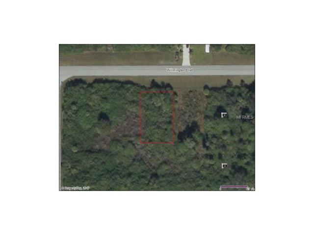 9463 Willmington Boulevard, Englewood, FL 34224 (MLS #D5920070) :: Medway Realty