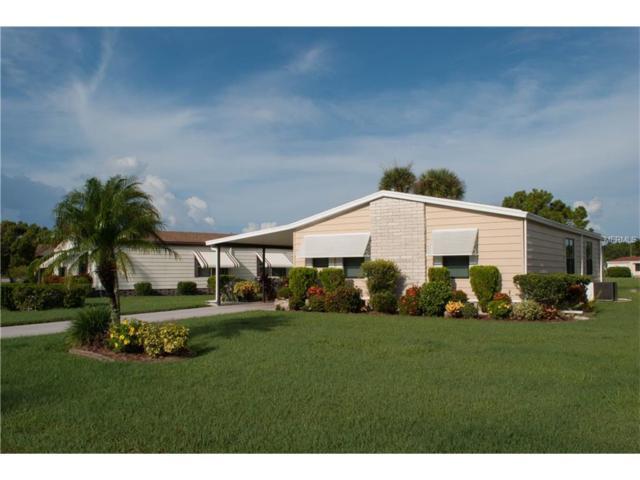 726 Tangerine Woods Boulevard, Englewood, FL 34223 (MLS #D5920194) :: Medway Realty