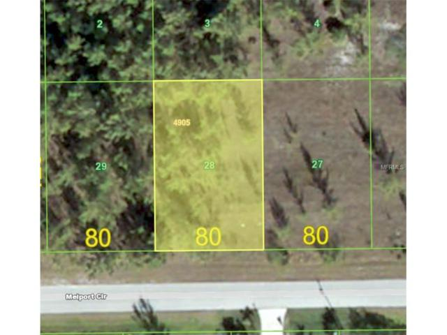 15737 Melport Circle, Port Charlotte, FL 33981 (MLS #D5920200) :: The BRC Group, LLC