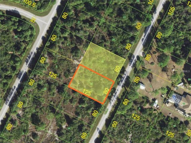 161 Saluda Terrace, Port Charlotte, FL 33953 (MLS #D5920204) :: Medway Realty