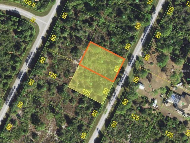 153 Saluda Terrace, Port Charlotte, FL 33953 (MLS #D5920207) :: Medway Realty