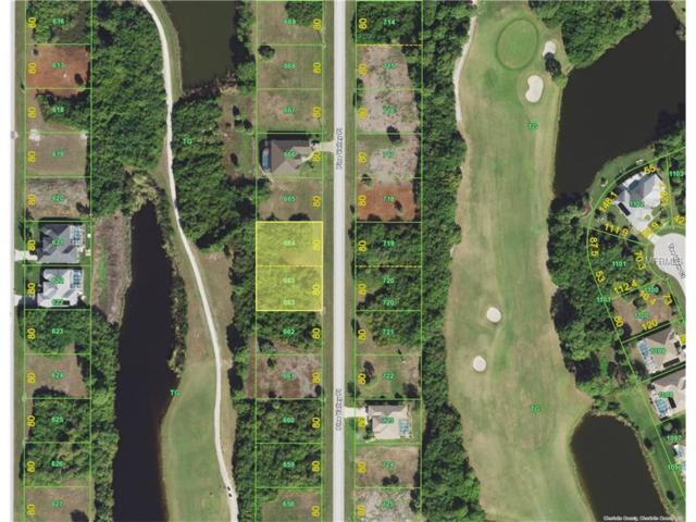 36 and 38 Pine Valley Place, Rotonda West, FL 33947 (MLS #D5920284) :: GO Realty