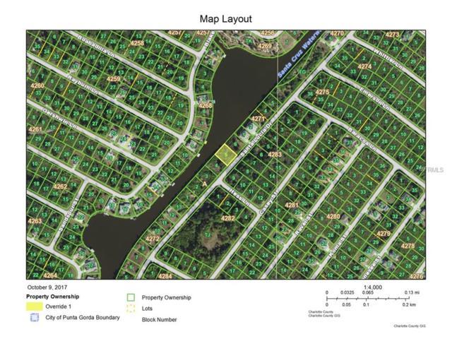 9153 Santa Lucia Drive, Port Charlotte, FL 33981 (MLS #D5920509) :: The BRC Group, LLC