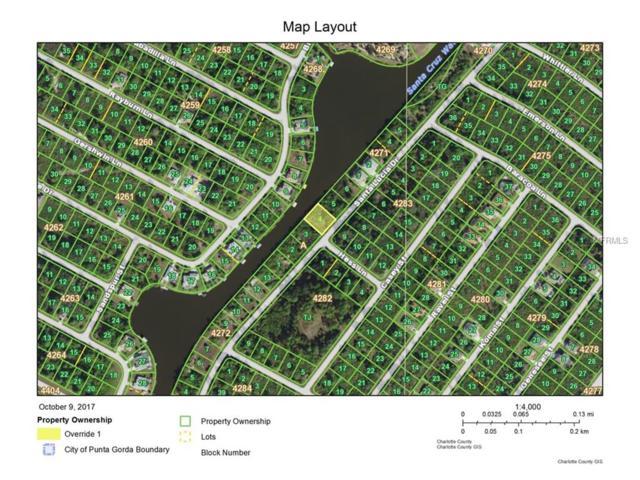 9161 Santa Lucia Drive, Port Charlotte, FL 33981 (MLS #D5920511) :: The BRC Group, LLC