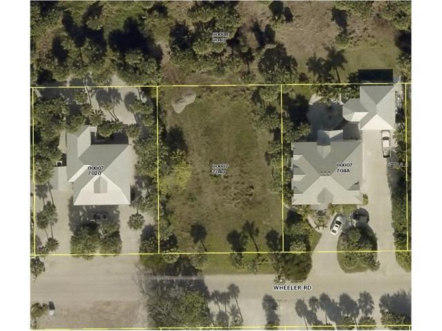 251 Wheeler Road, Boca Grande, FL 33921 (MLS #D5920526) :: The BRC Group, LLC