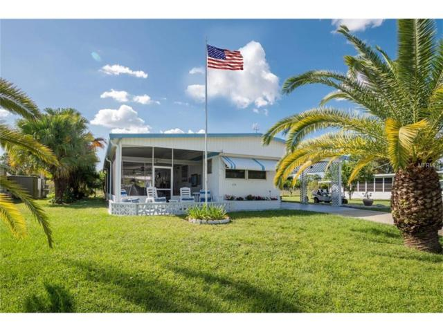 236 Via De Luna, Englewood, FL 34224 (MLS #D5920536) :: The BRC Group, LLC