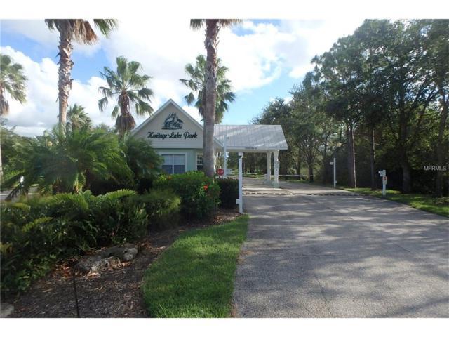 2160 Heron Lake Drive #106, Punta Gorda, FL 33983 (MLS #D5920579) :: The Duncan Duo Team