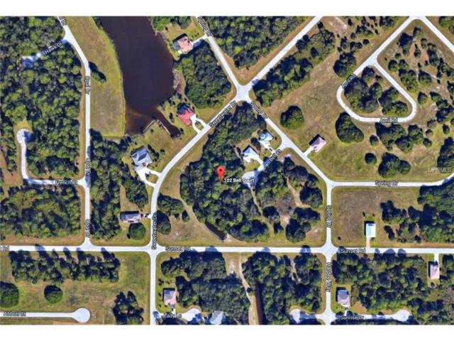 102 Bell Court, Rotonda West, FL 33947 (MLS #D5920620) :: The BRC Group, LLC