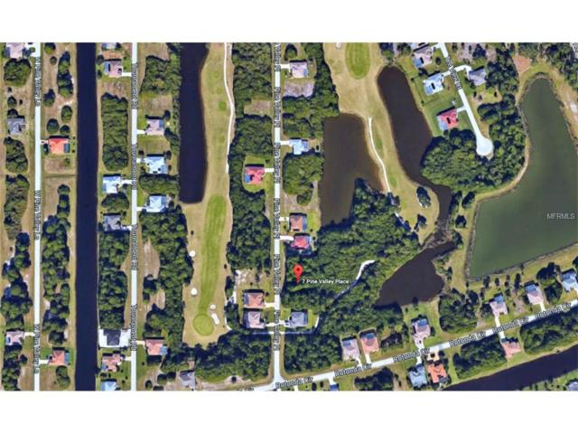 7 Pine Valley Place, Rotonda West, FL 33947 (MLS #D5920631) :: The BRC Group, LLC