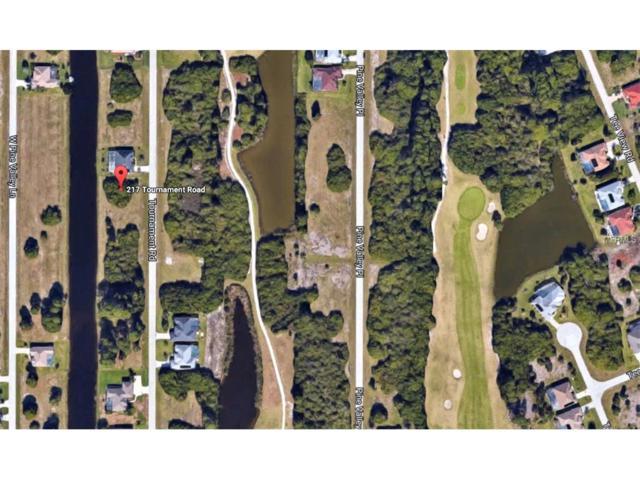 217 Tournament Road, Rotonda West, FL 33947 (MLS #D5920692) :: Medway Realty