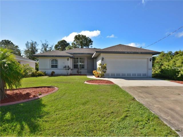 110 Red Cedar Park, Rotonda West, FL 33947 (MLS #D5920716) :: Medway Realty