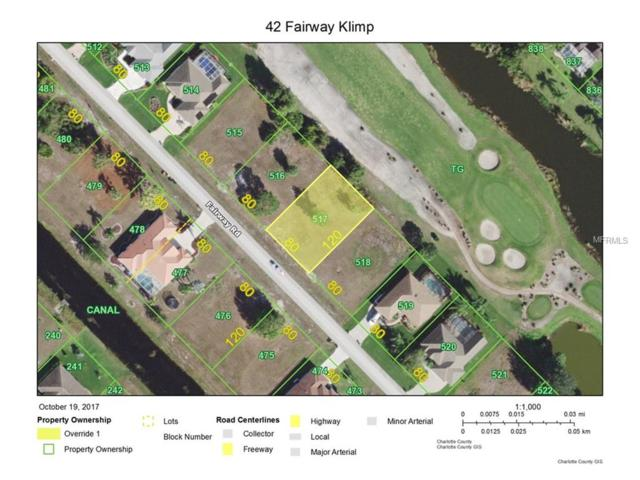 42 Fairway Road, Rotonda West, FL 33947 (MLS #D5920722) :: Medway Realty