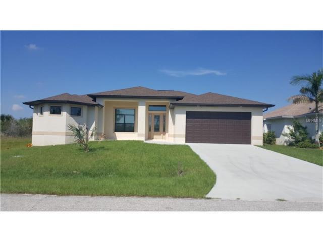 955 Boundary Boulevard, Rotonda West, FL 33947 (MLS #D5920994) :: The BRC Group, LLC